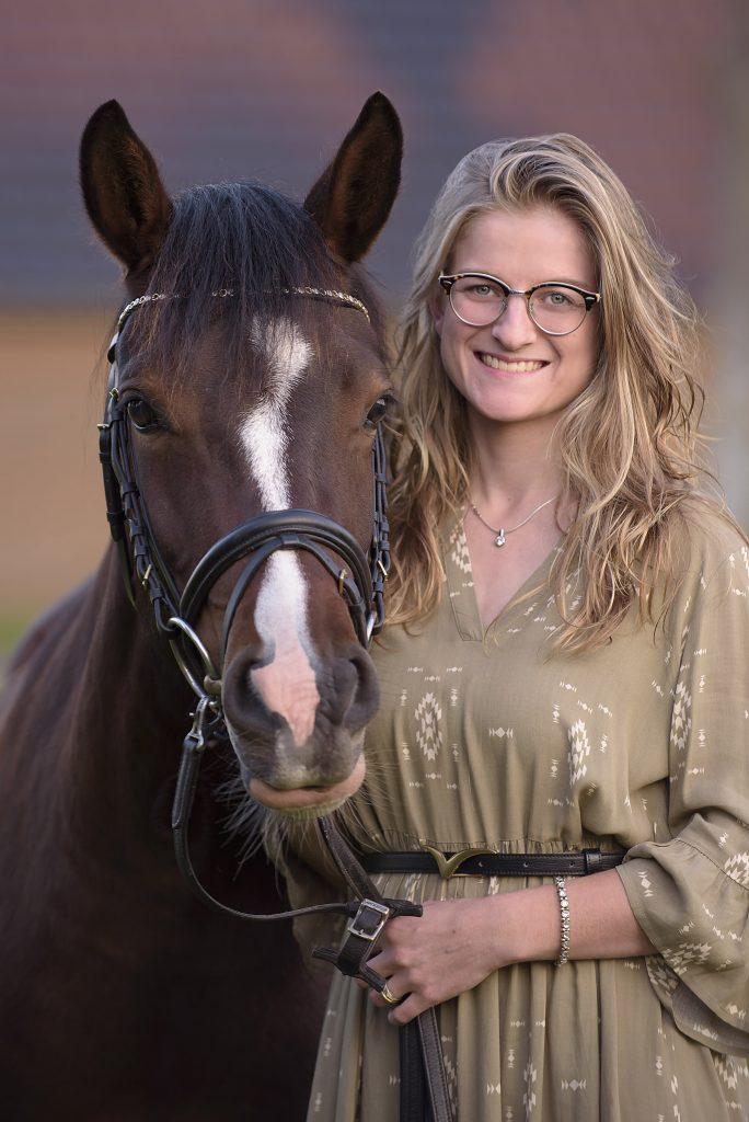 Dierenreportage paard Rozemarijn