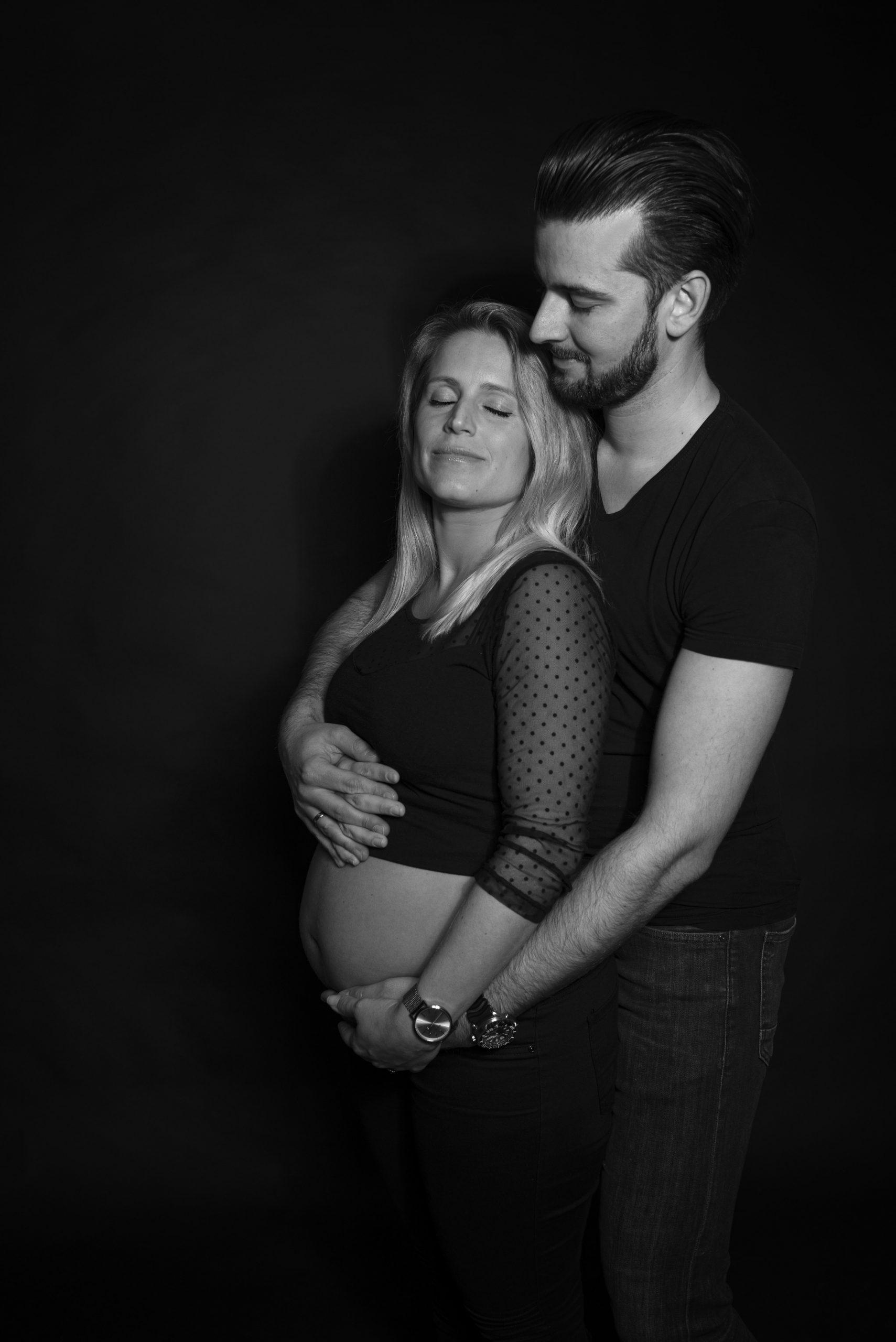 Zwangerschapsreportage S&HJ