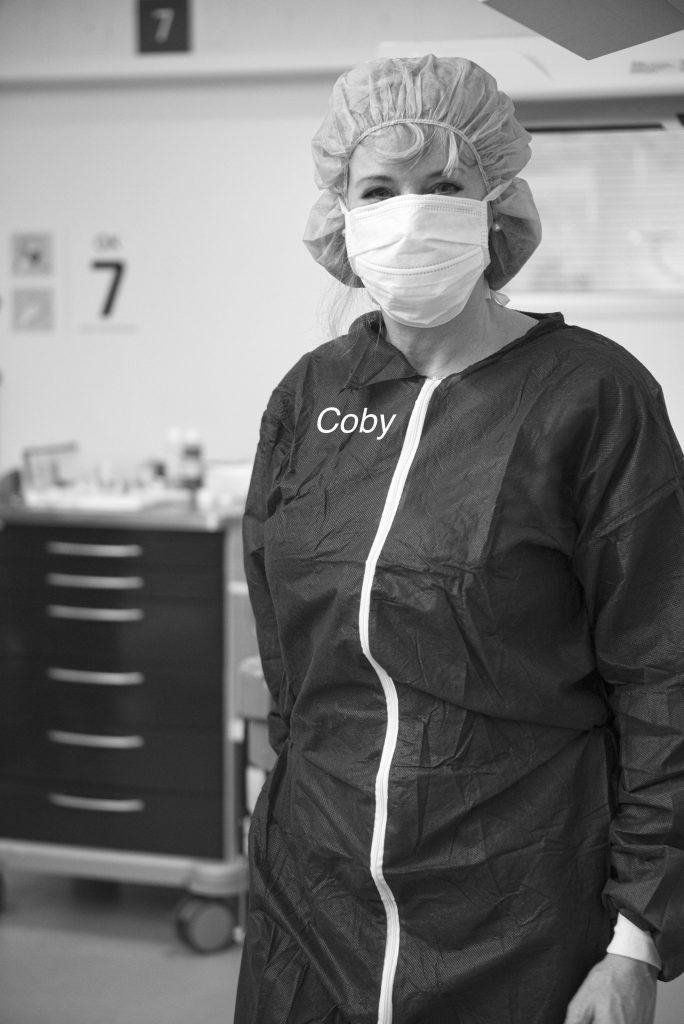 Coby in operatiepak