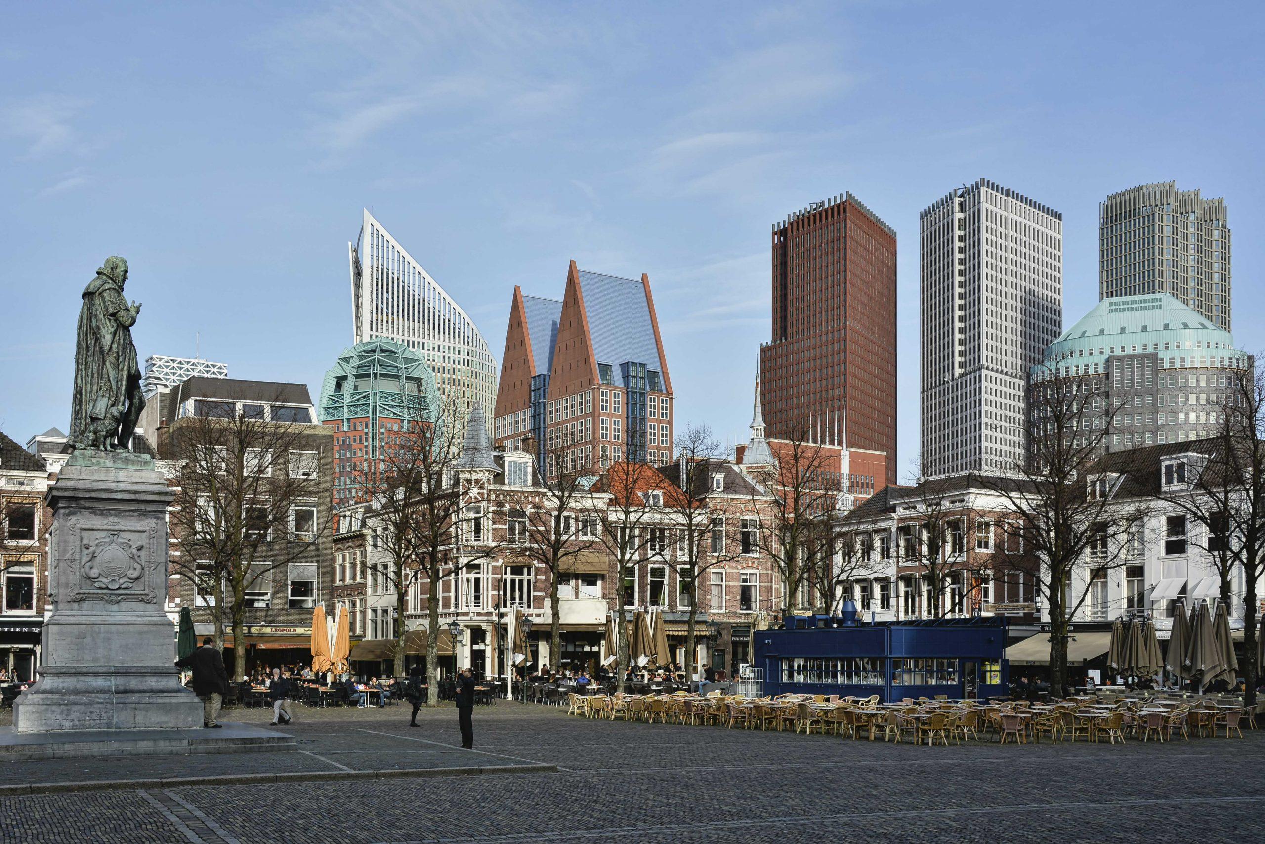 Den Haag Het Plein