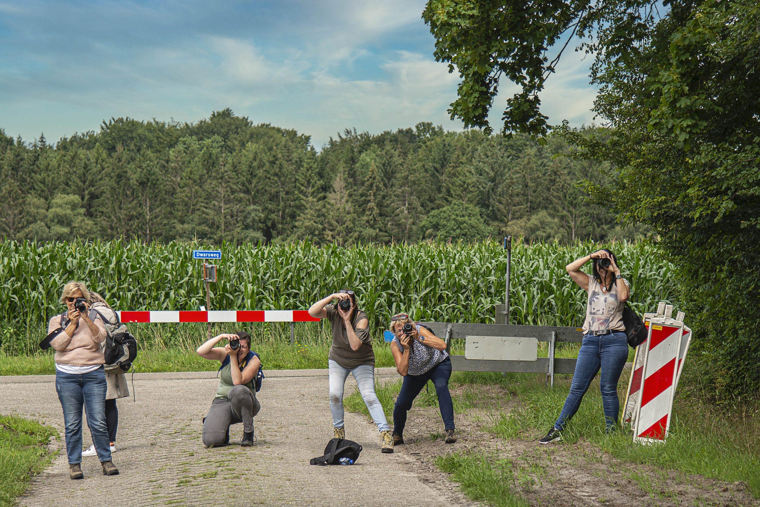 Photowalk Mindfulness fotografen