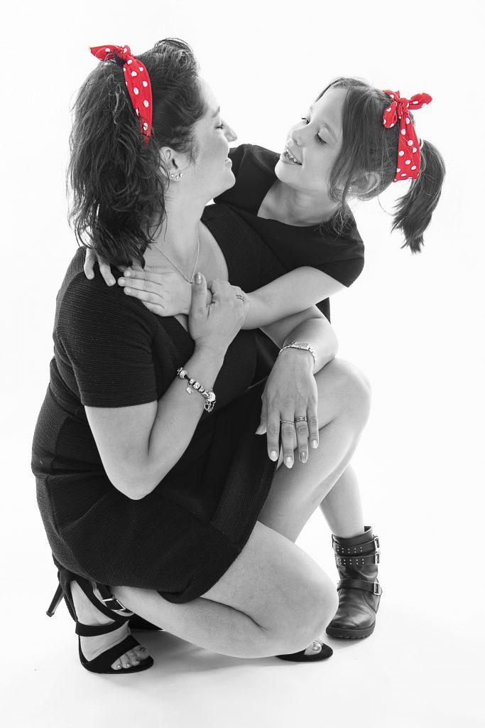 Baby kind fotografie moeder en kind