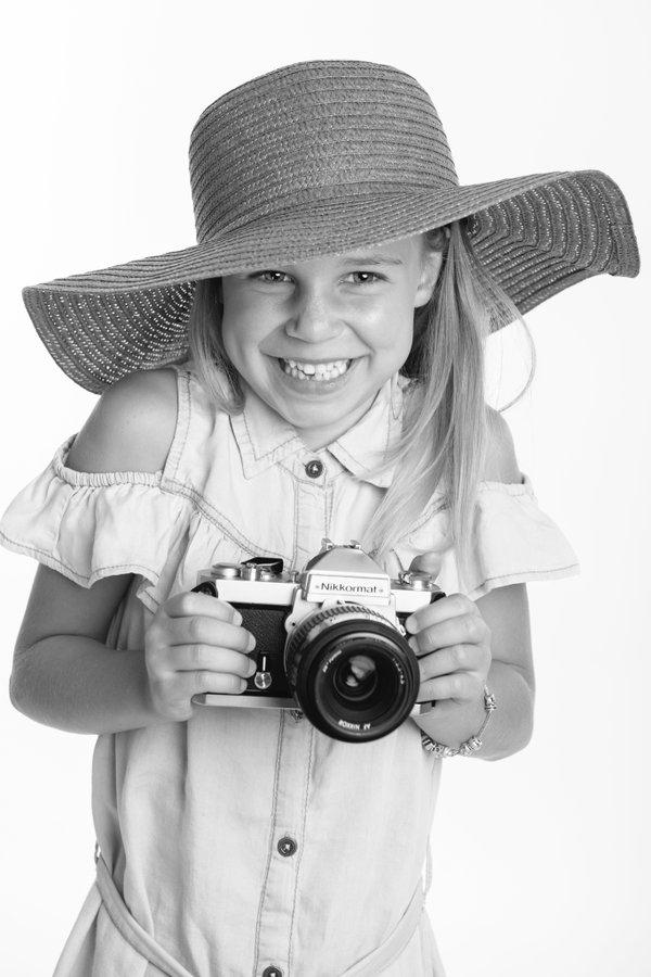 Baby kind fotografie